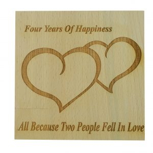 4th Anniversary Anniversary Gift Idea S For Him And Her