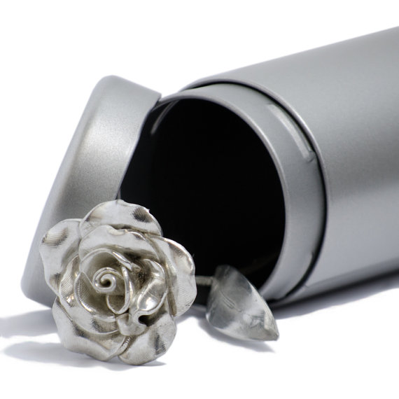 Gifts For 21st Wedding Anniversary: 21st Anniversary Everlasting Rose