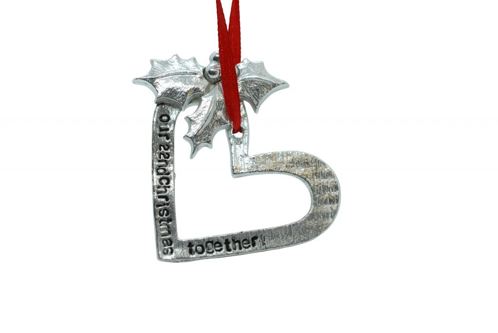 22nd Wedding Anniversary Gift Ideas: Our 22nd Christmas Together Anniversary Gift